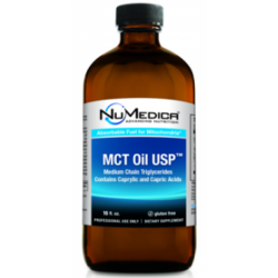 MCT OIL USP 16OZ